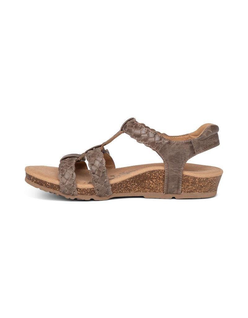 Aetrex Women's Reese Gladiator Sandal