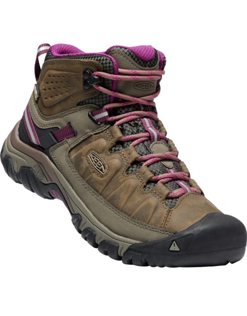 Keen Women's Targhee III Mid Waterproof Hiker