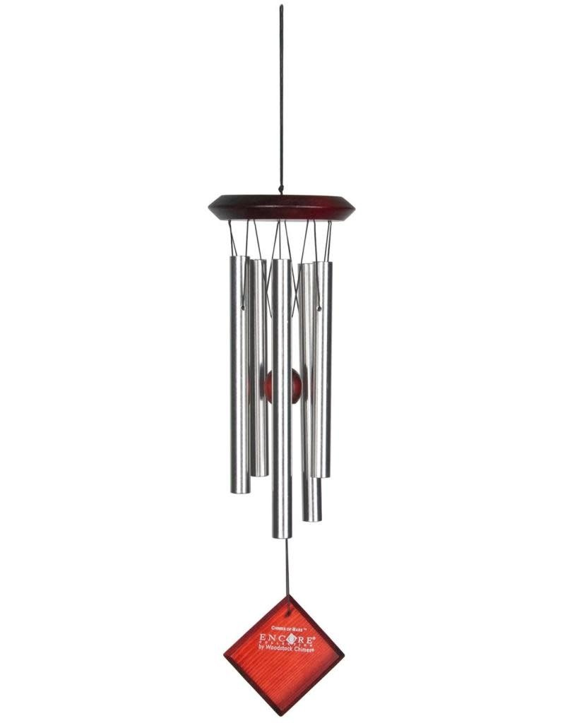 Woodstock Chimes Chimes of Mars - Silver