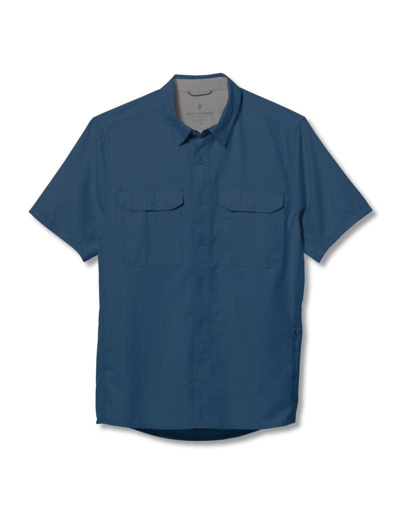 Royal Robbins Men's Global Expedition II Short Sleeve Shirt
