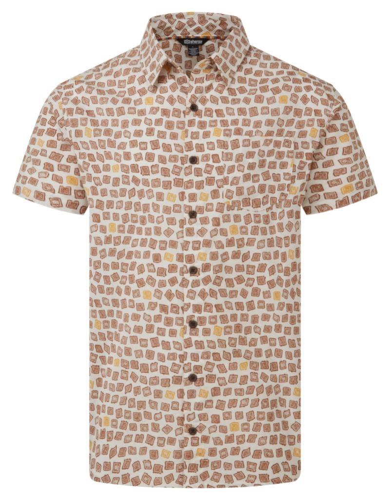 Sherpa Adventure Gear Men's Doori Short Sleeve Shirt