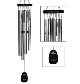 Woodstock Chimes Pachelbel Canon Chime - Silver
