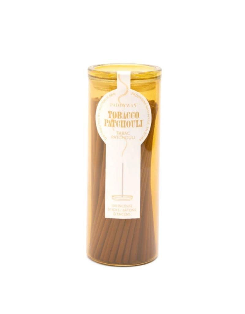 Paddywax Haze Incense Jar