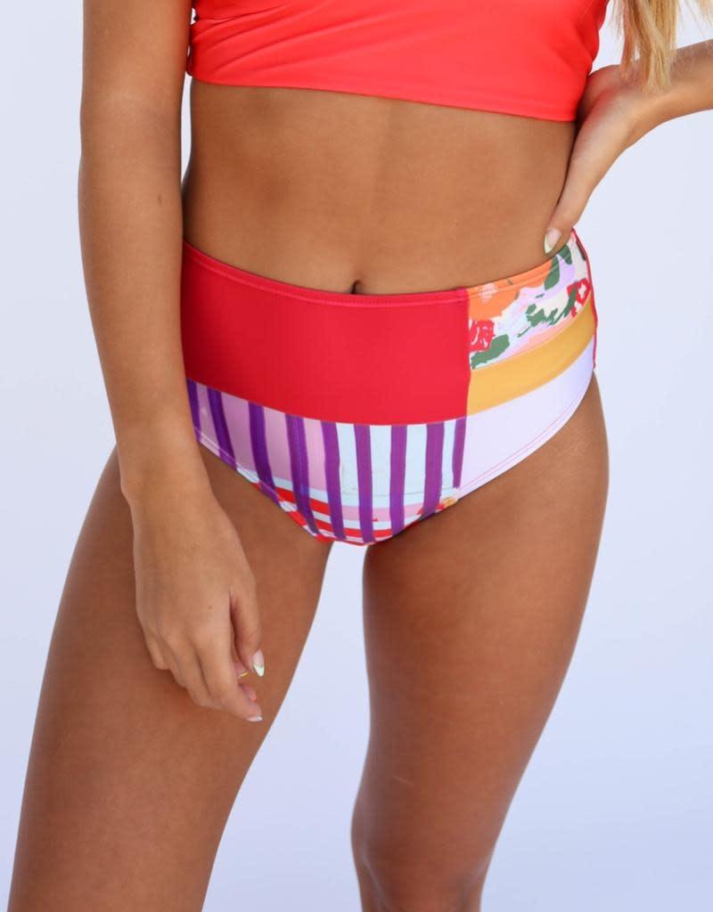 nani Swimwear Santiago Patch Bottom