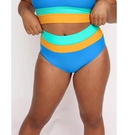 nani Swimwear Marine Color Block Swim Bottom
