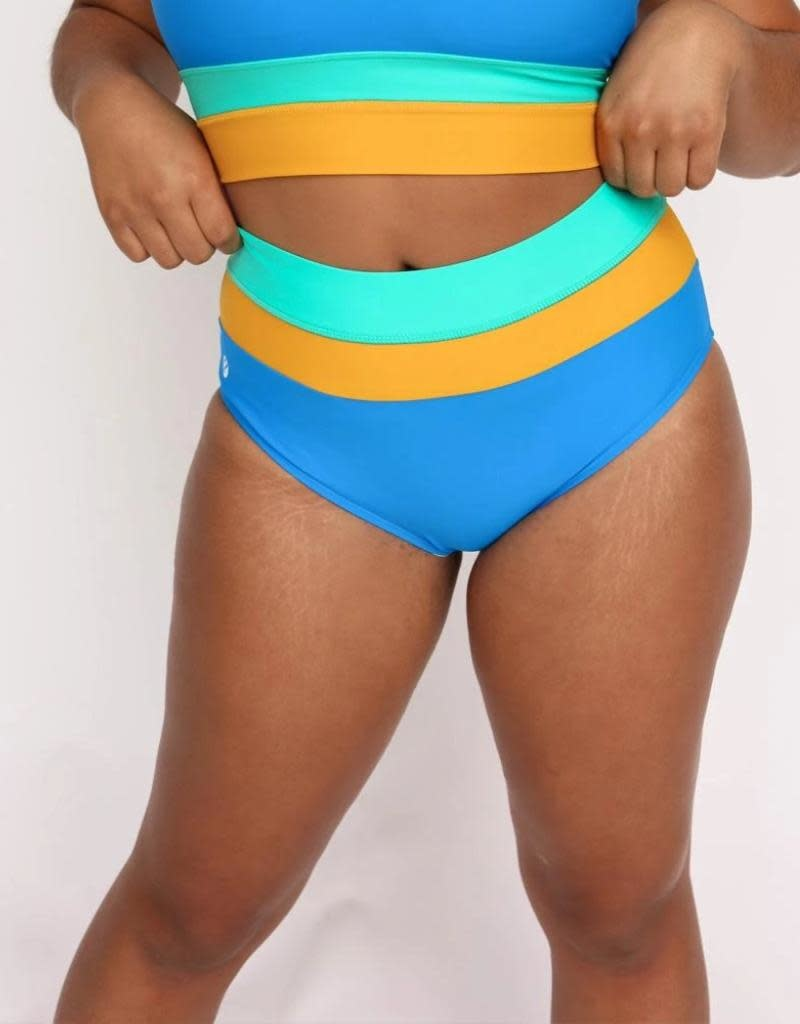 nani Swimwear Marine Color Block Swim Bottom