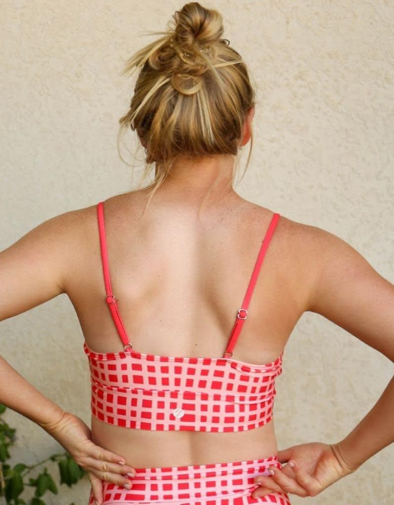 nani Swimwear Gidget Surf Crop Swim Top