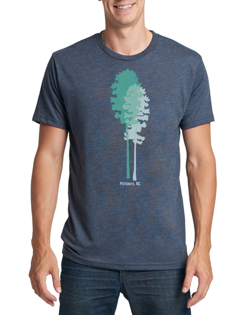 Flytrap Clothing Pittsboro Unisex Tri-blend T-Shirt