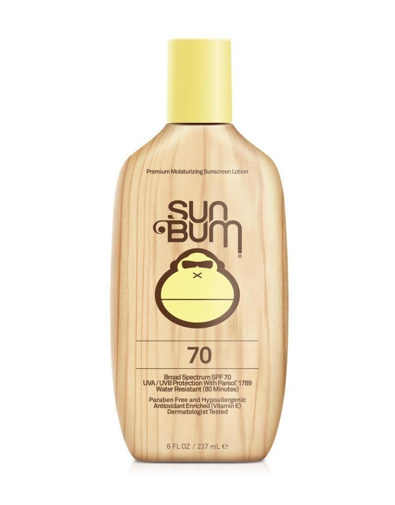 SUN BUM SPF 70 Sunscreen Lotion  8 oz