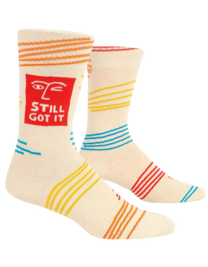 Blue Q Still Got It Men's Socks