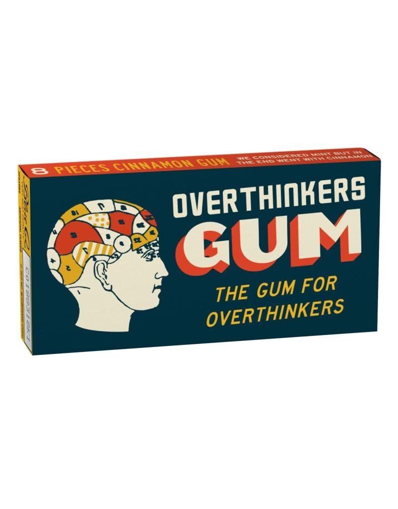Blue Q Overthinkers Gum