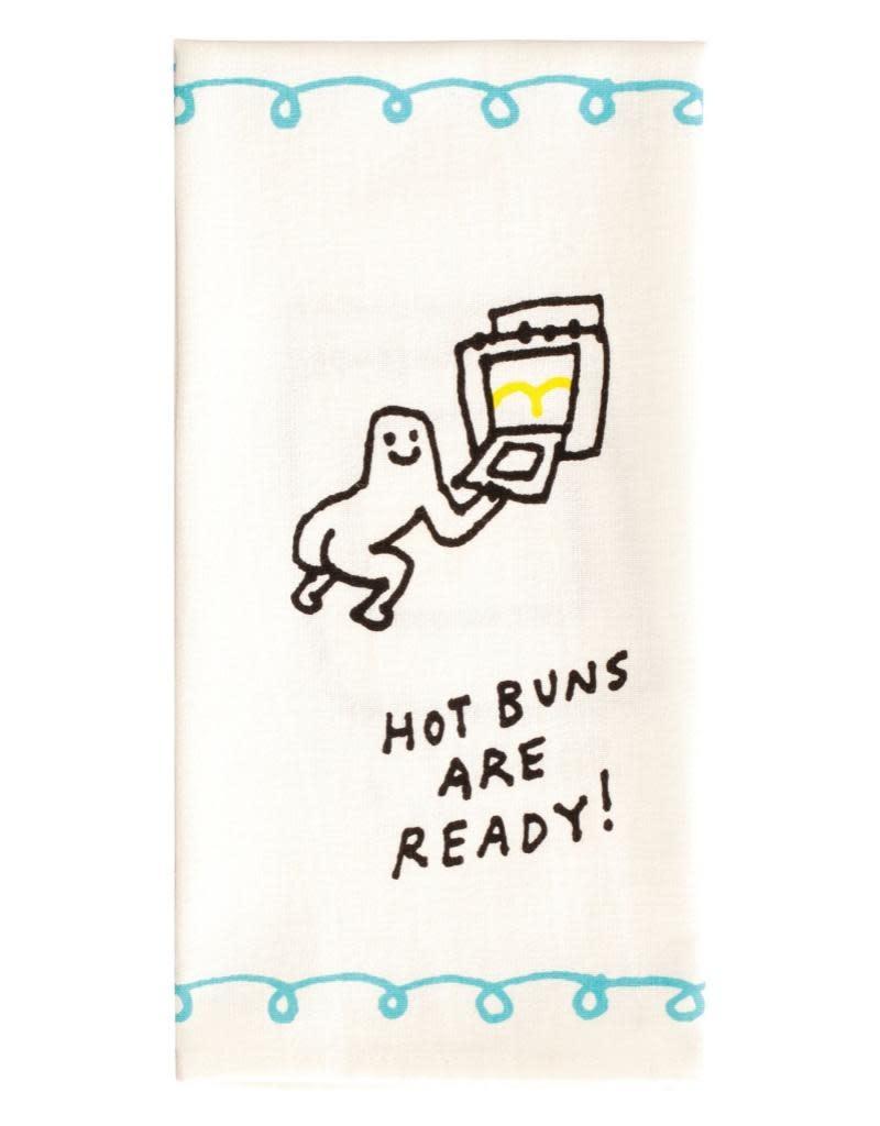 Blue Q Hot Buns Are Ready Dishtowel