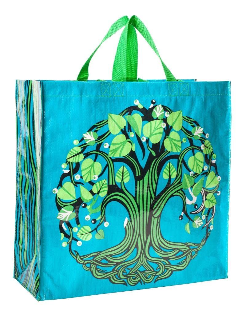 Blue Q Tree Of Life Shopper