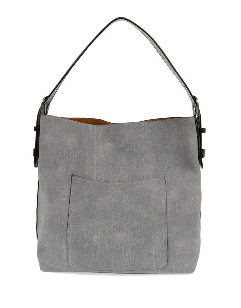 Joy Susan Linen Hobo Bag