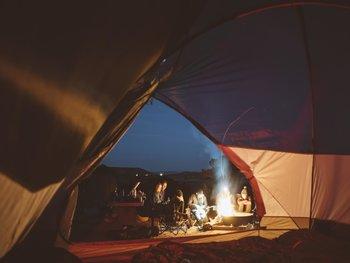 Tents & Sleeping