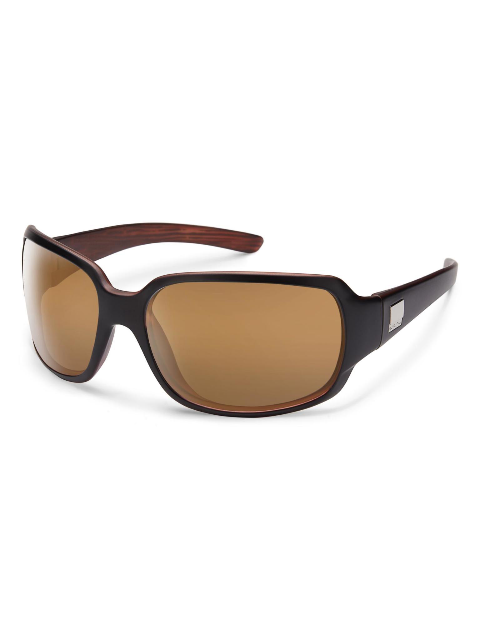 Cookie Sunglasses Matte Black Polarized Sienna Mirror