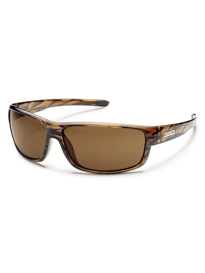 Voucher Brown Stripe Polarized Brown