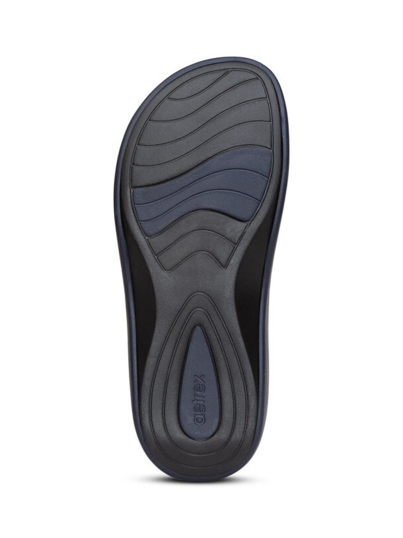 Aetrex Women's Jillian Sport Water Friendly Sandal