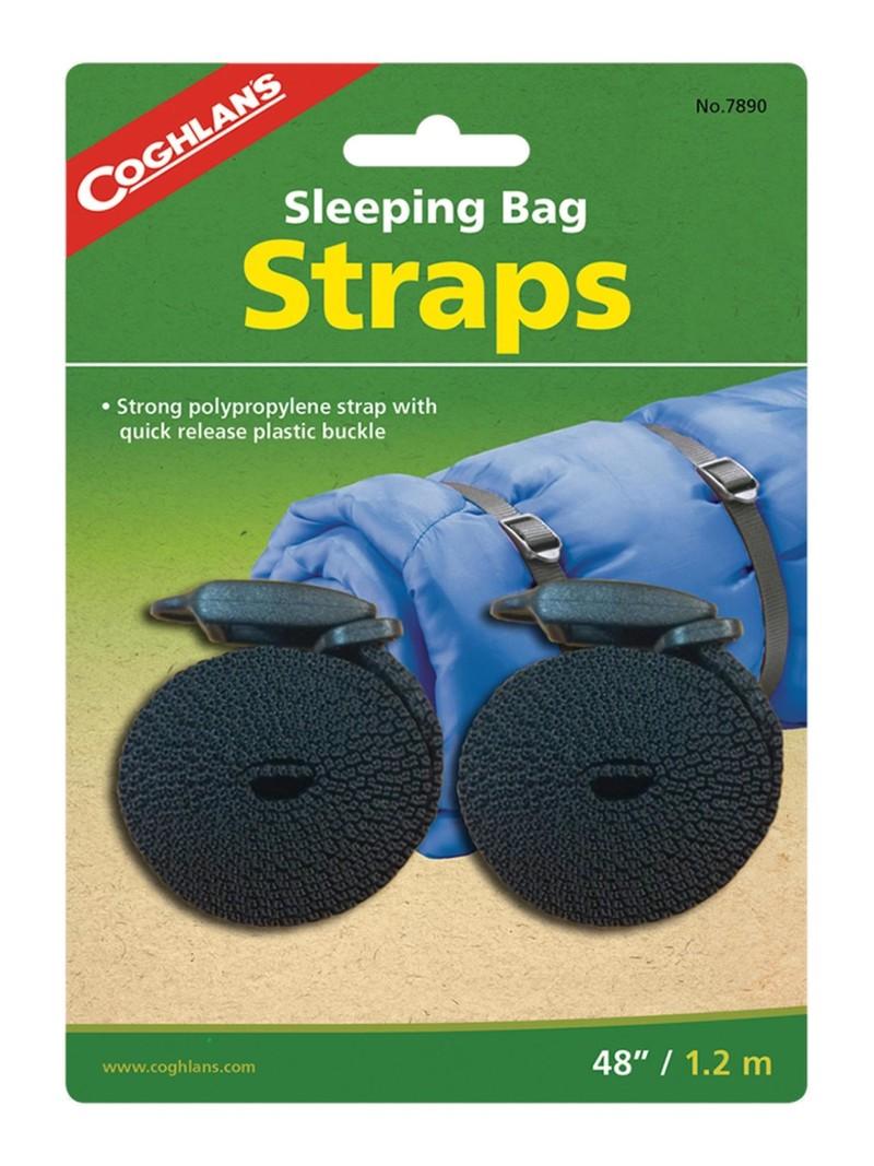 Coghlan's Sleeping Bag Straps -- pkg of 2