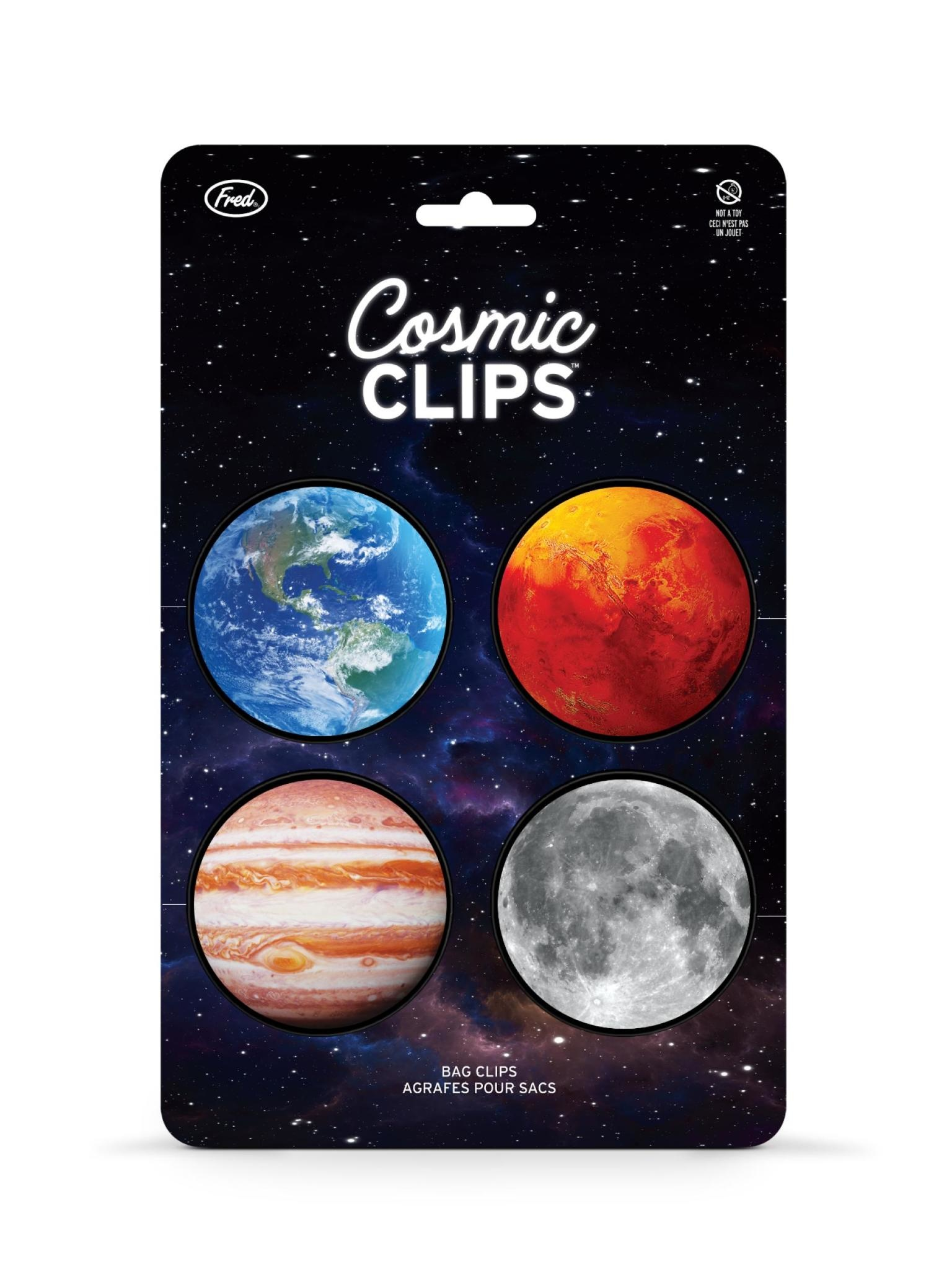Fred Cosmic Clips