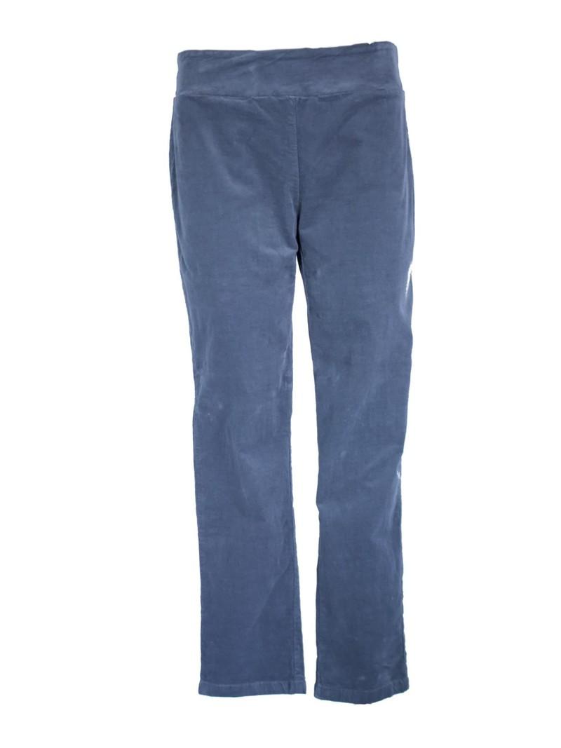 Cut Loose Mini Cord Slim Ankle Pant