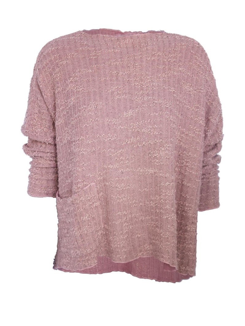 Cut Loose One Size Pocket Pullover