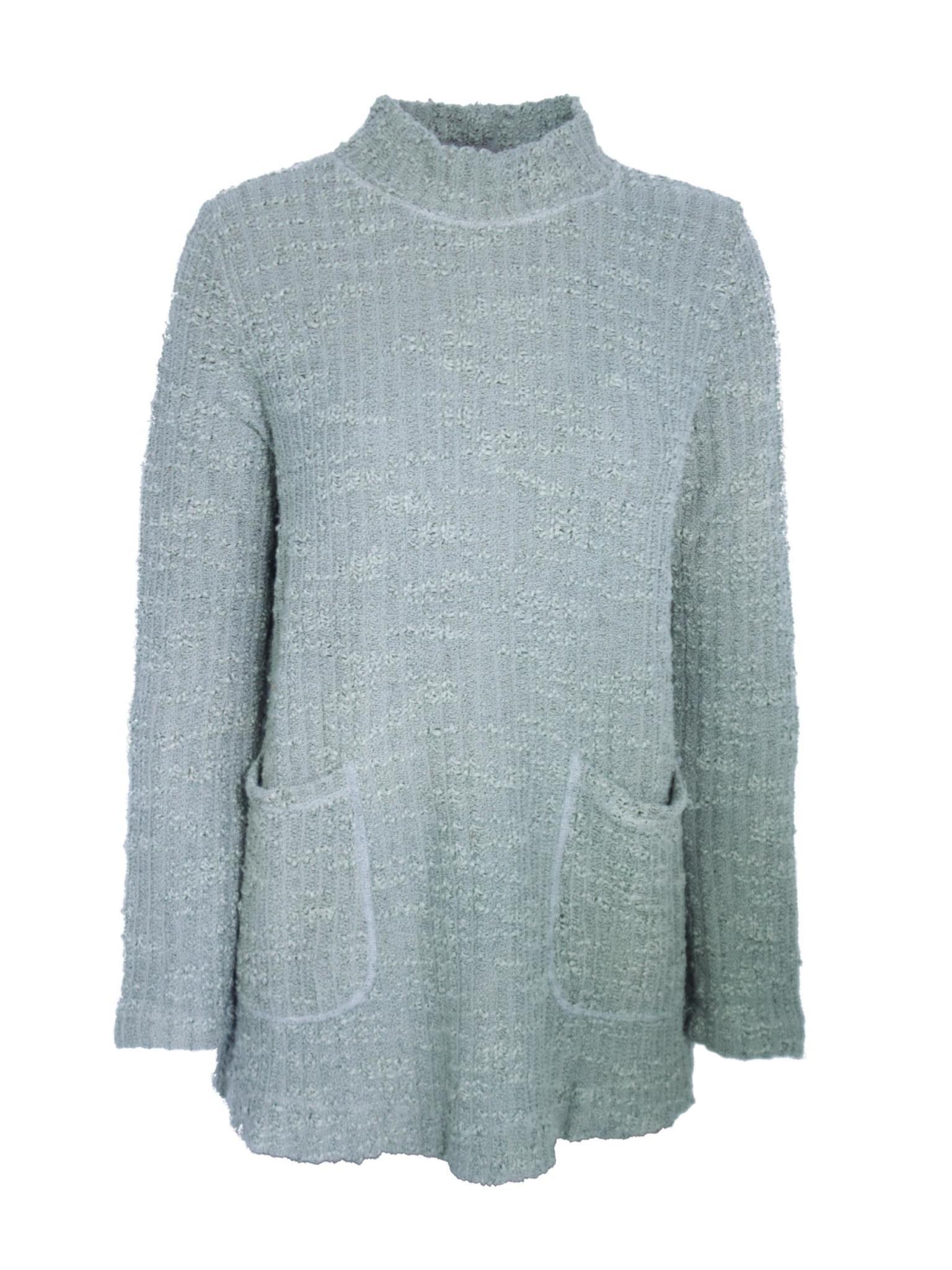Cut Loose Pocket Sweater