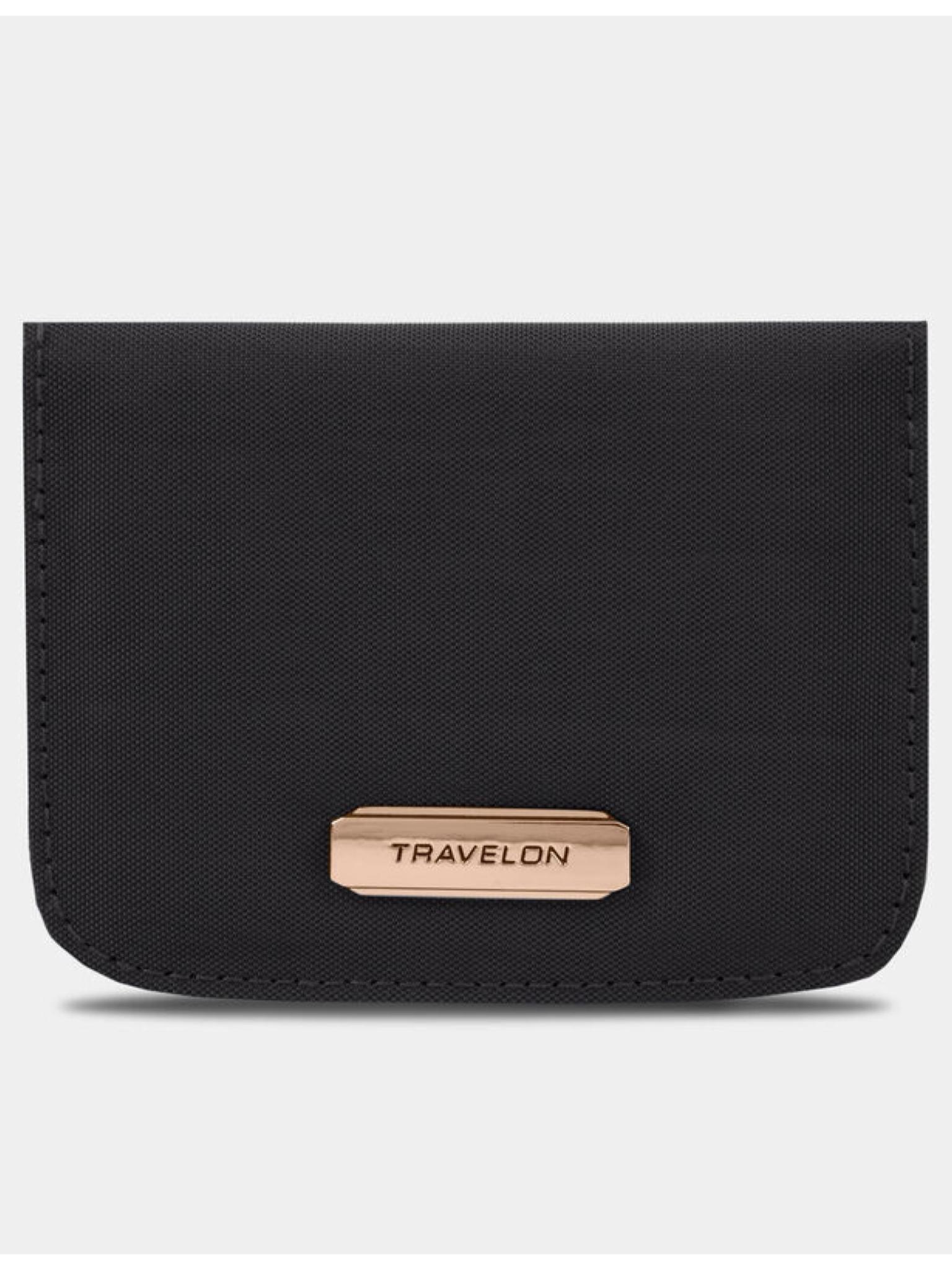 Travelon RFID Bi-Fold Card Case