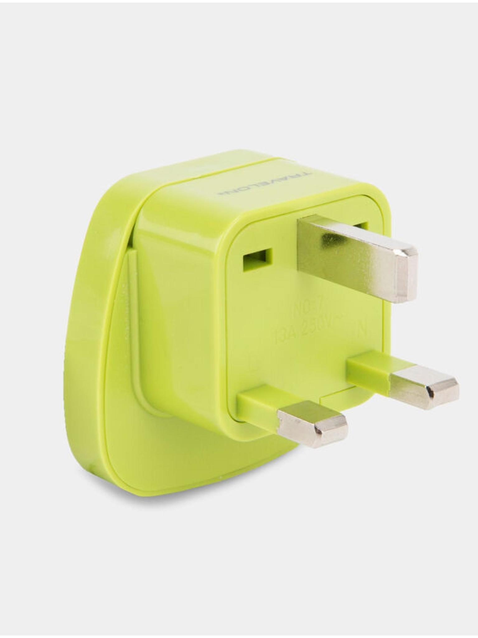 Travelon Grounded Power Adapter:  UK