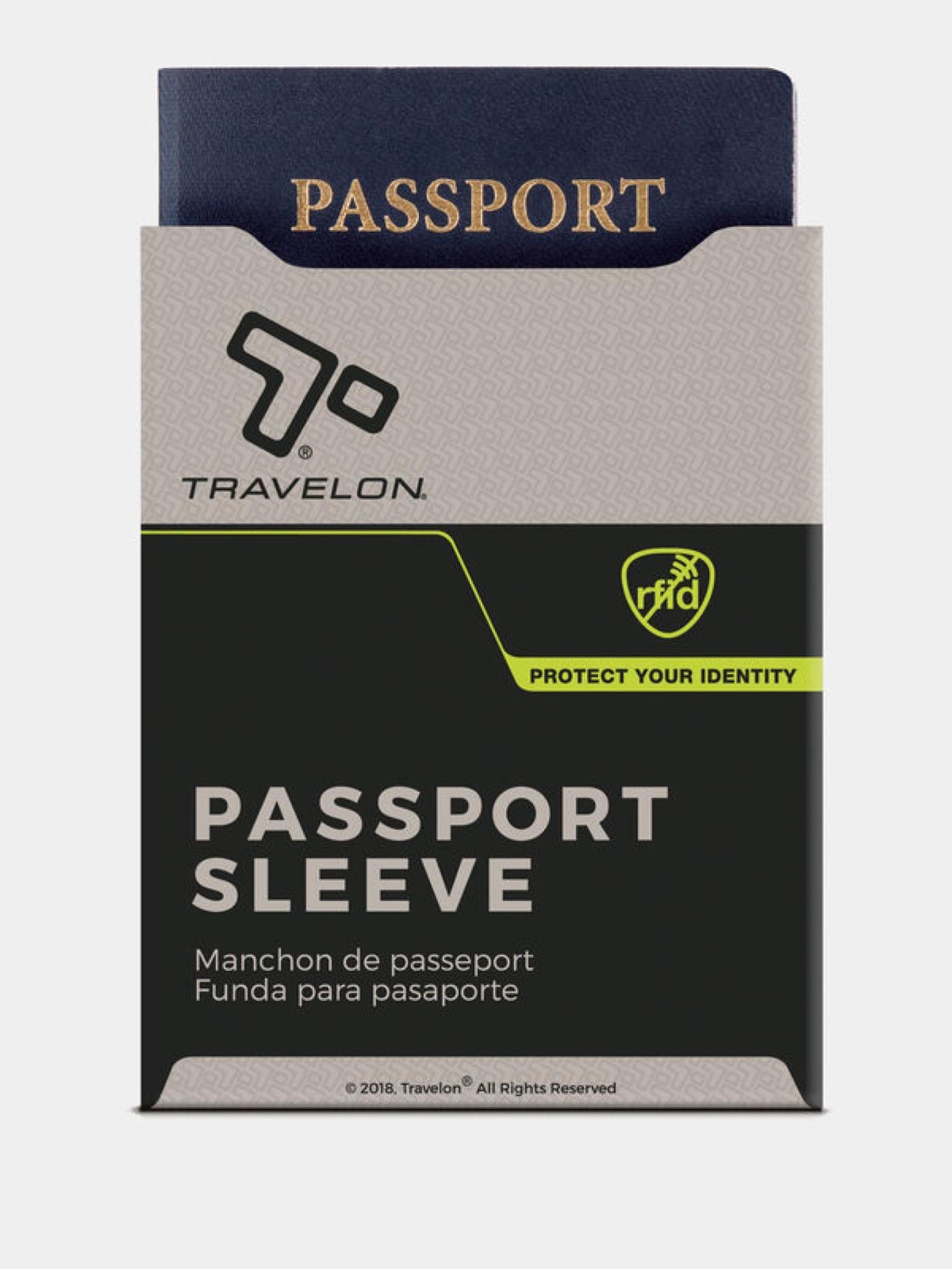 Travelon RFID Passport Sleeve