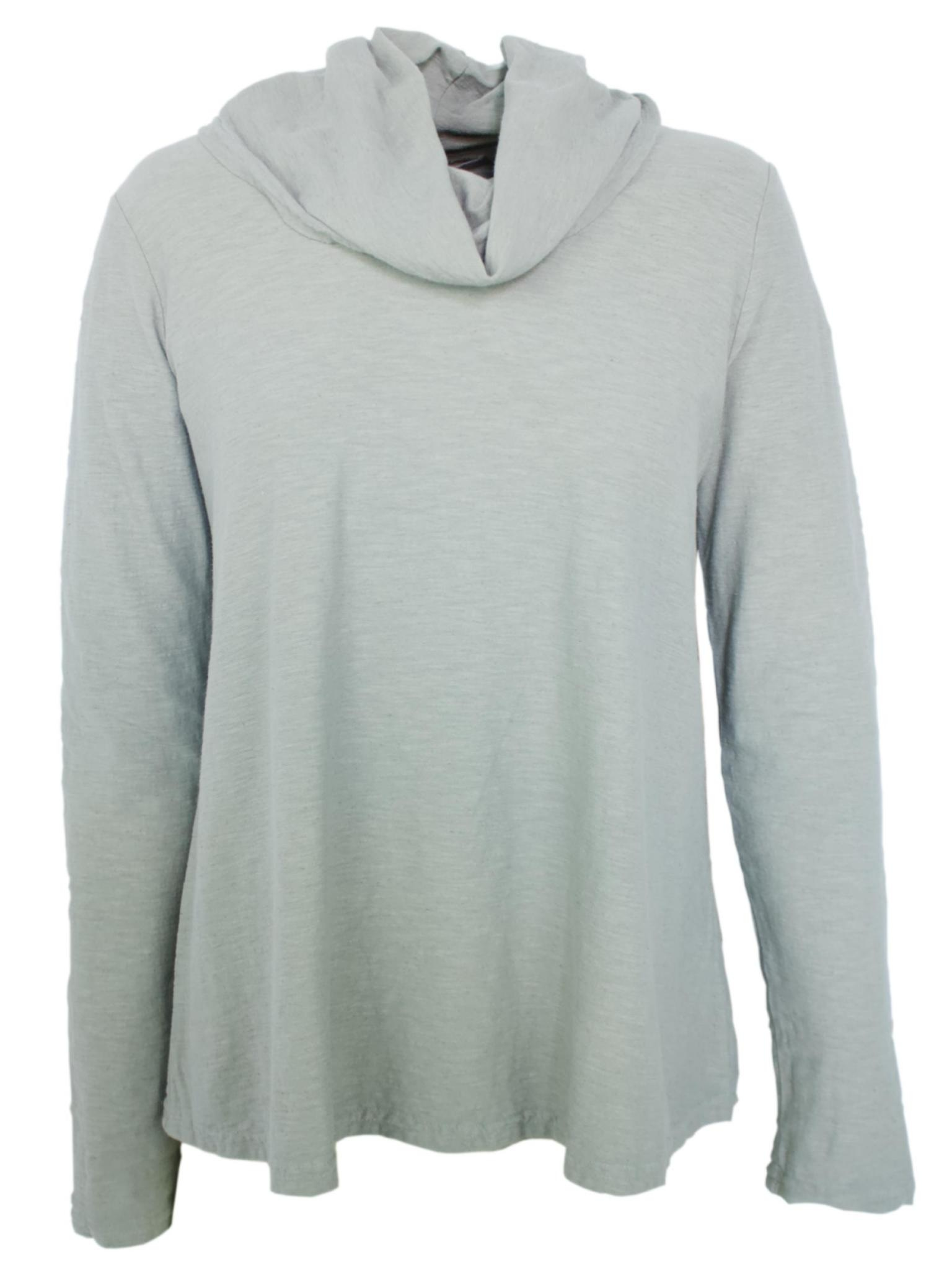 Cut Loose Cowl Neck Pullover