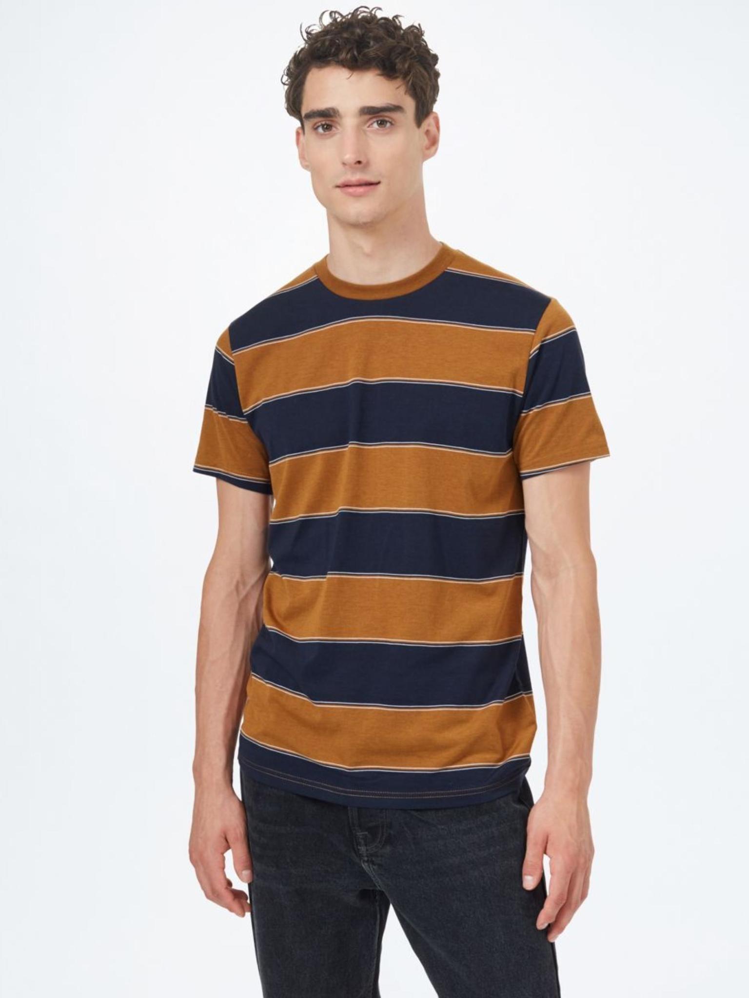 Tentree Men's Rugby Stripe T-Shirt