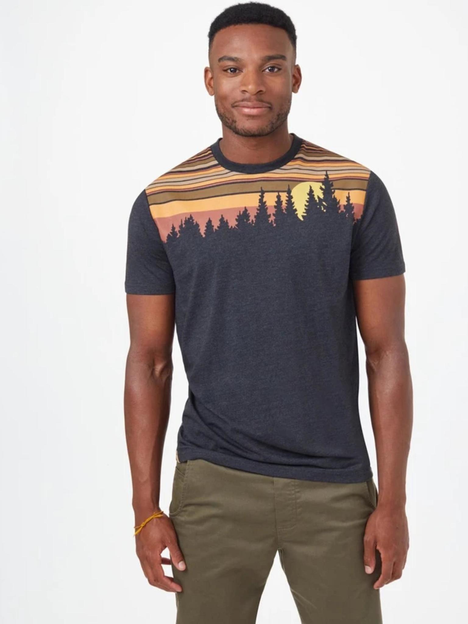 Tentree Men's Retro Juniper T-Shirt