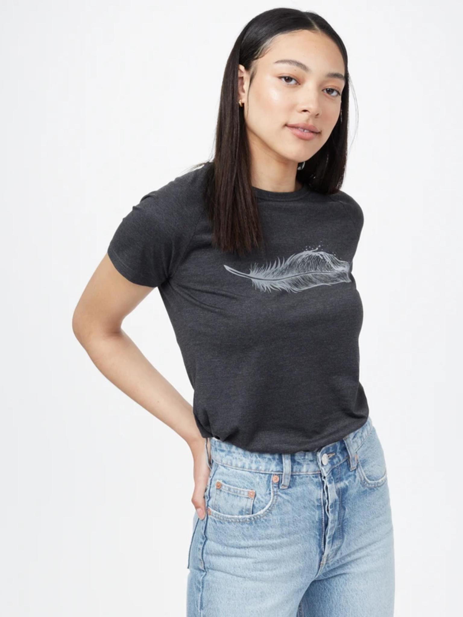 Tentree Women's Featherwave T-Shirt