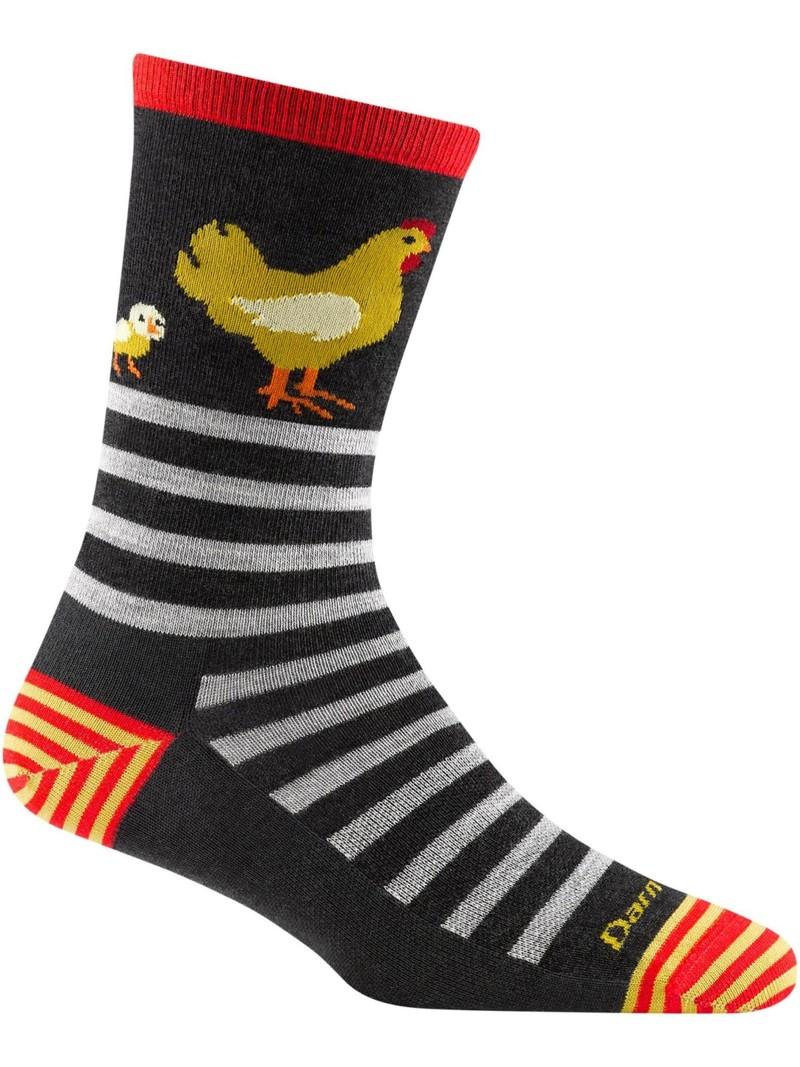 Darn Tough Women's Animal Haus Lightweight Crew Sock
