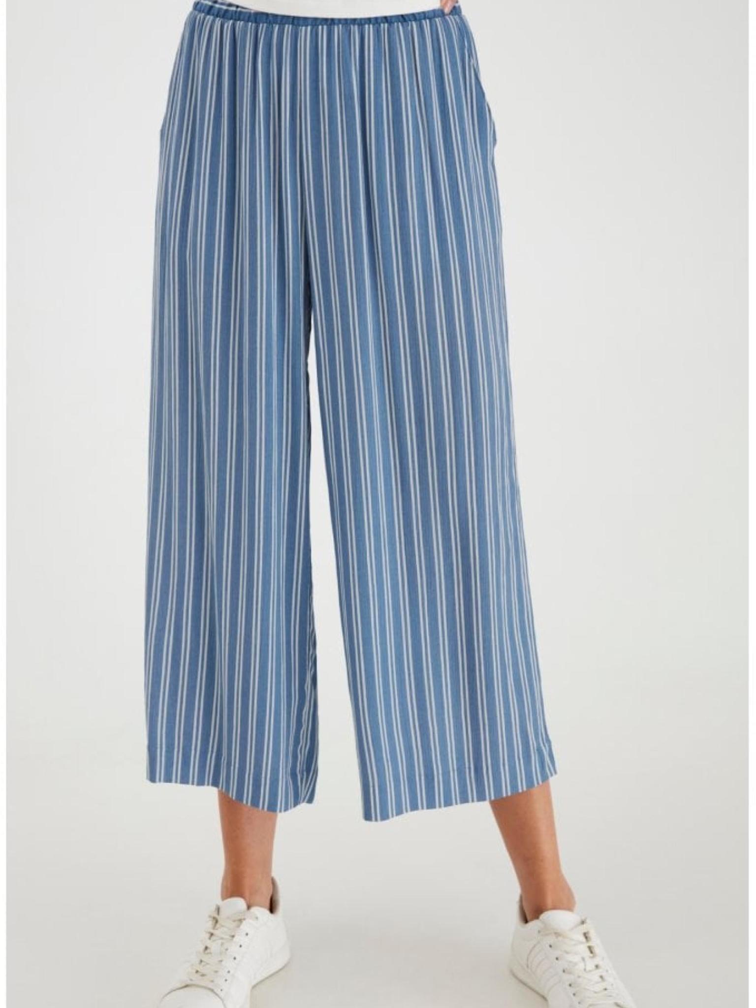 ICHI Marrakech Striped Pant