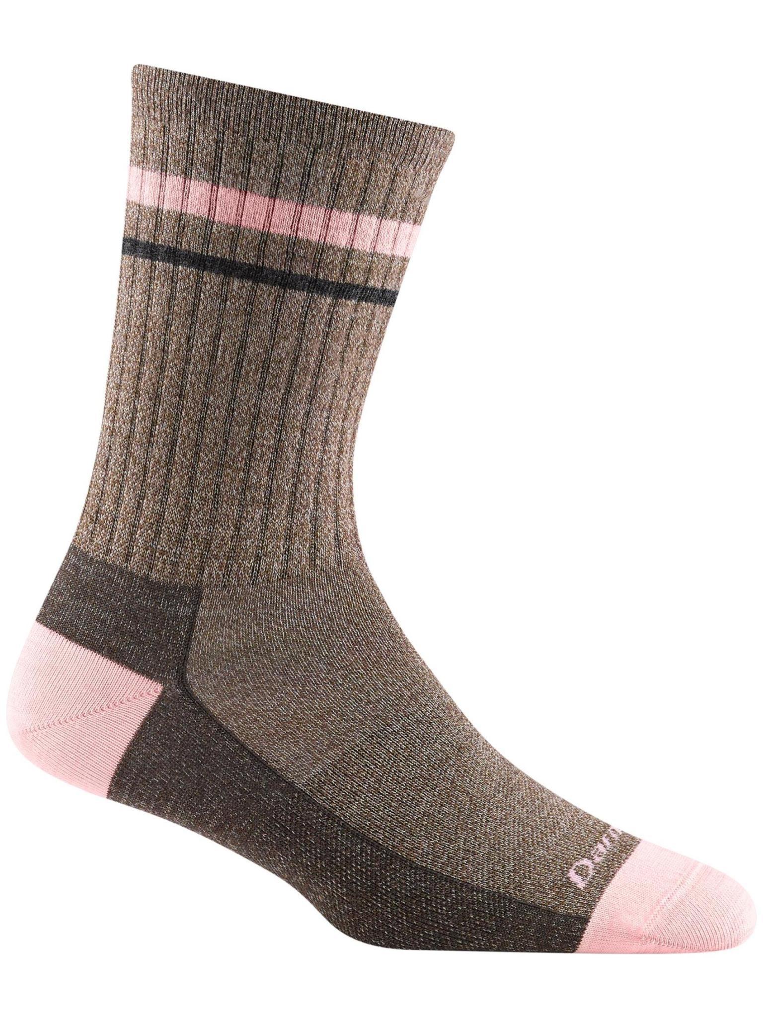 Darn Tough Women's Letterman Crew Lightweight Sock