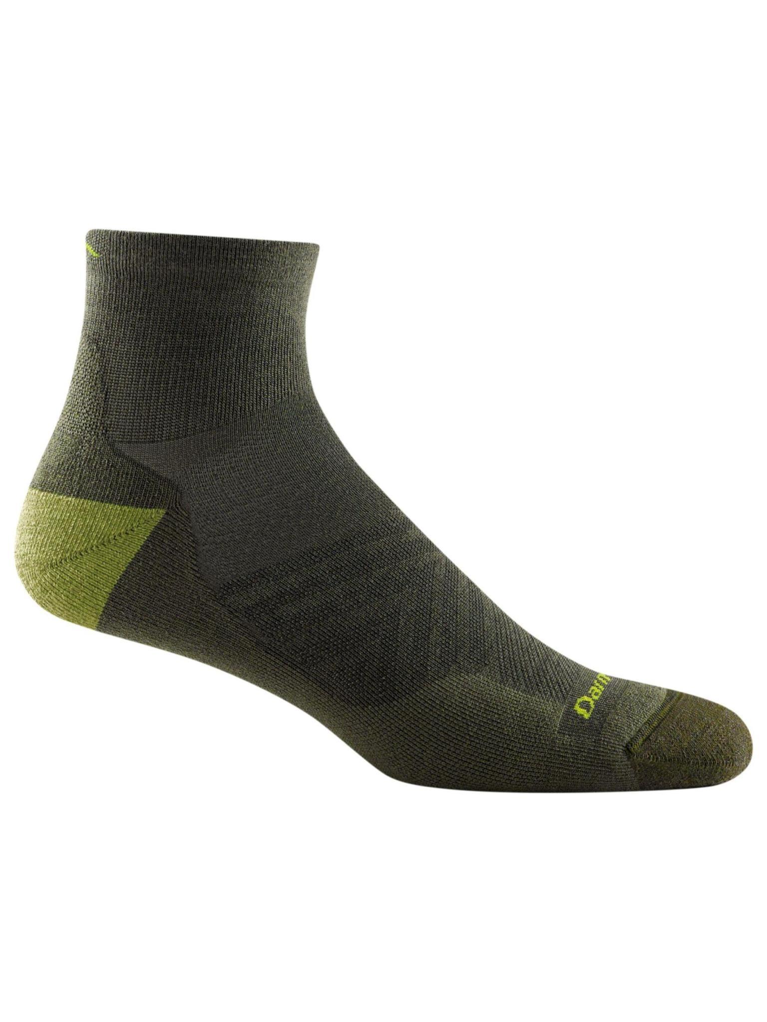 Darn Tough Run Quarter Ultra-Lightweight Sock