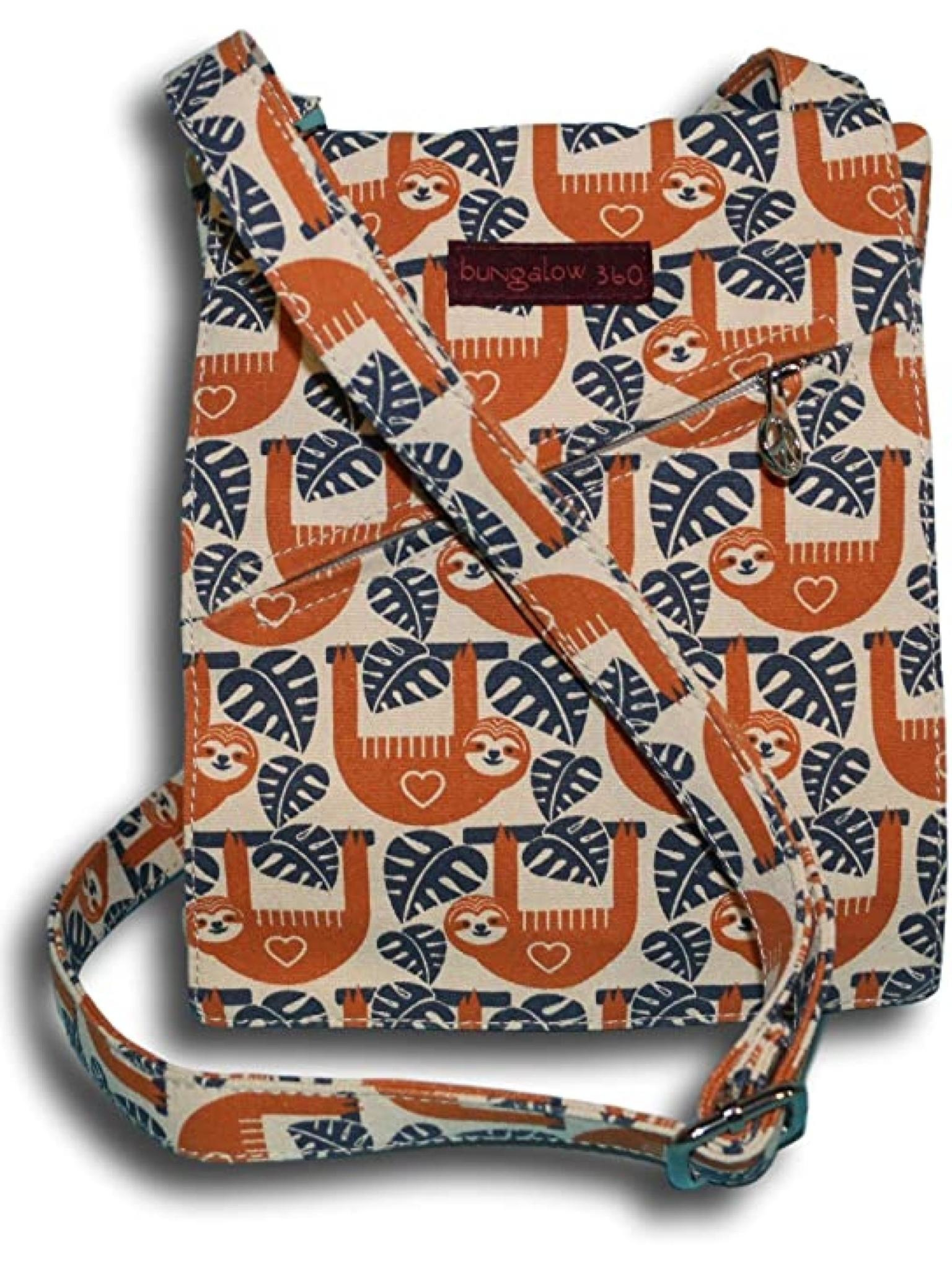 Bungalow 360 Small Messenger Sloth