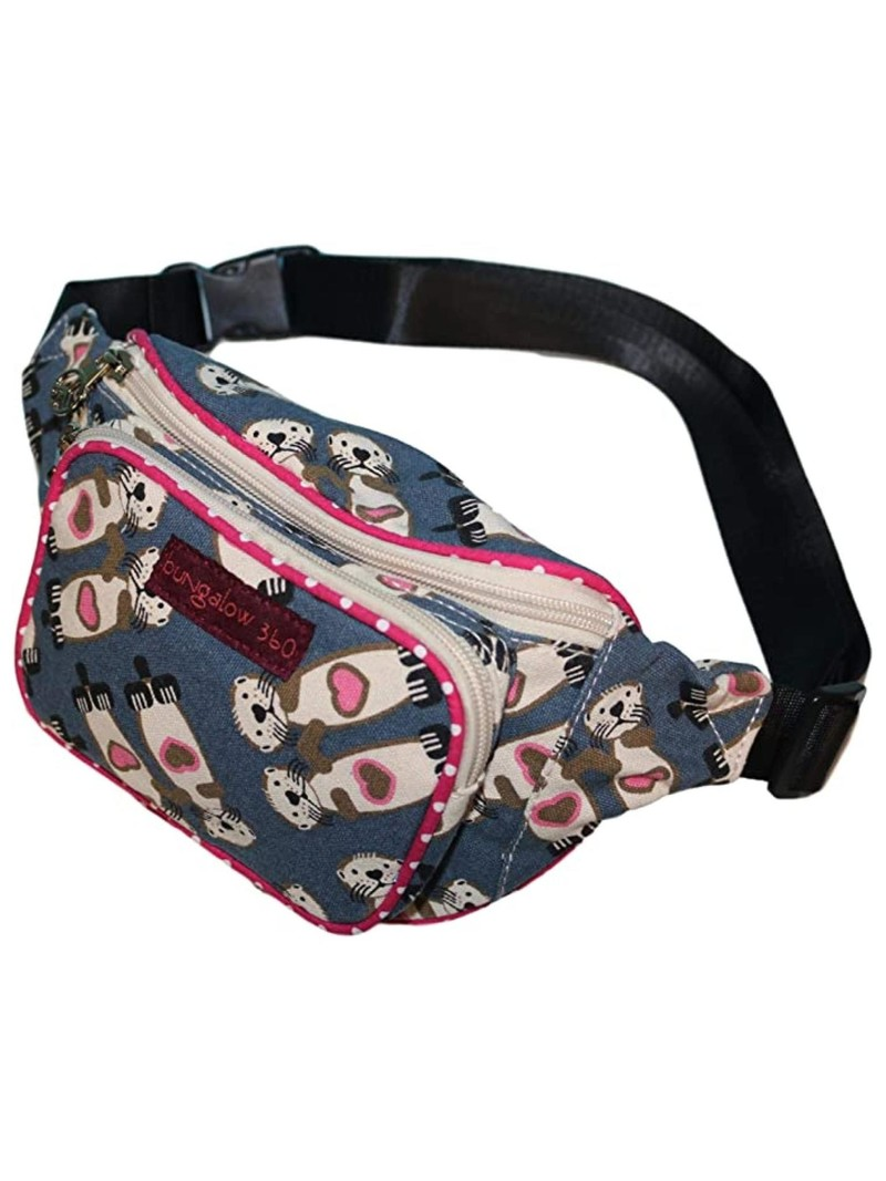 Bungalow 360 Fanny Pack Sea Otter