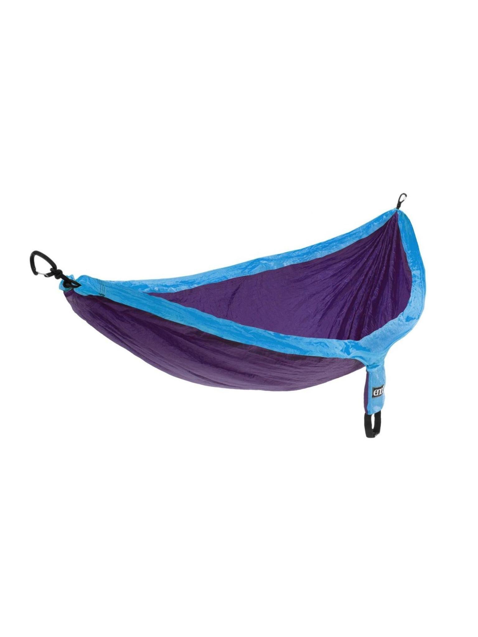 ENO SingleNest Hammock Purple/Teal