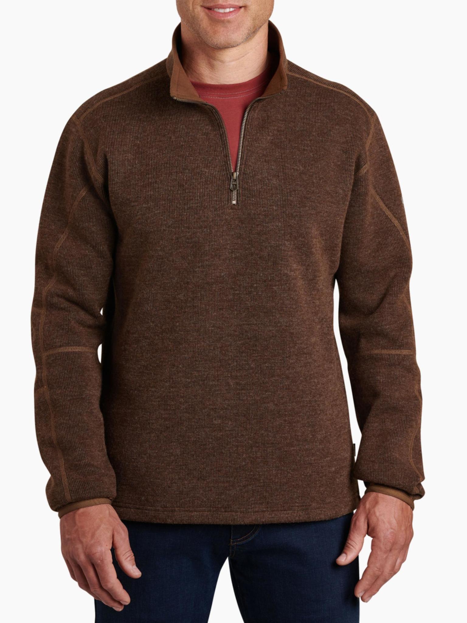 KUHL Men's Thor 1/4 Zip Sweater