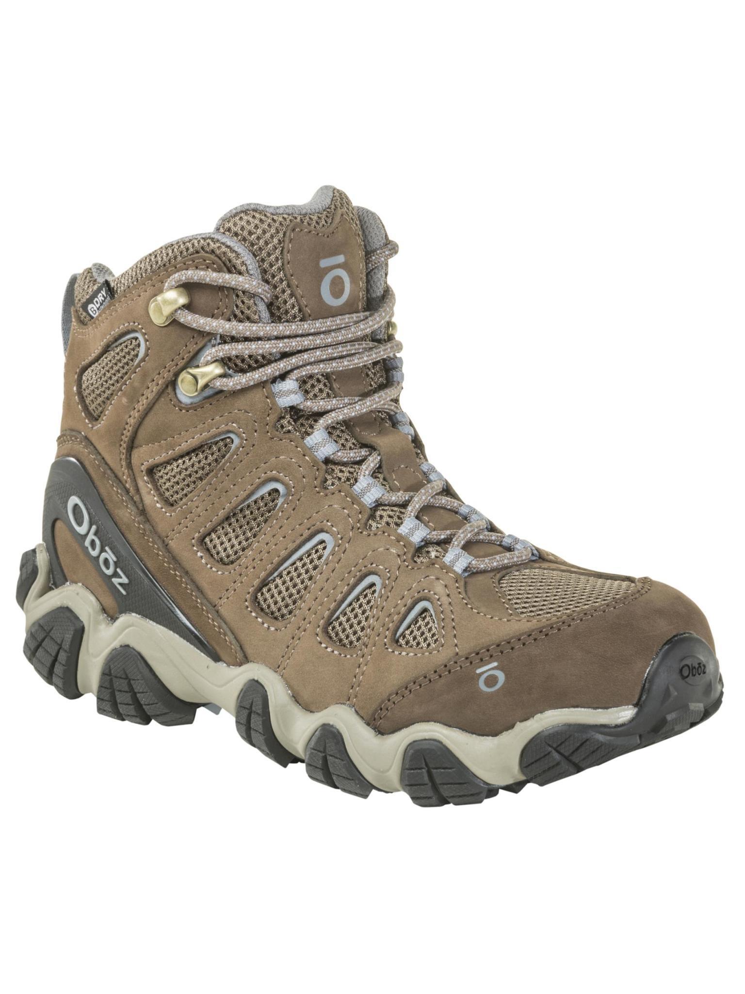 Oboz Women's Sawtooth II Mid B-Dry Hiker