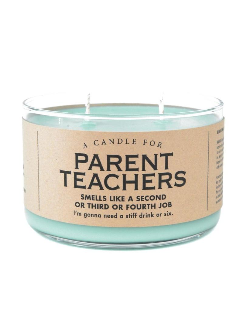 Whiskey River Soap Co. Parent Teachers Candle 17 oz