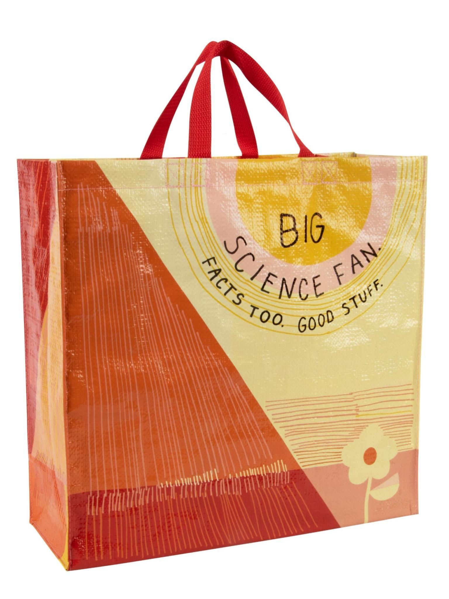 Blue Q Big Science Fan Shopper