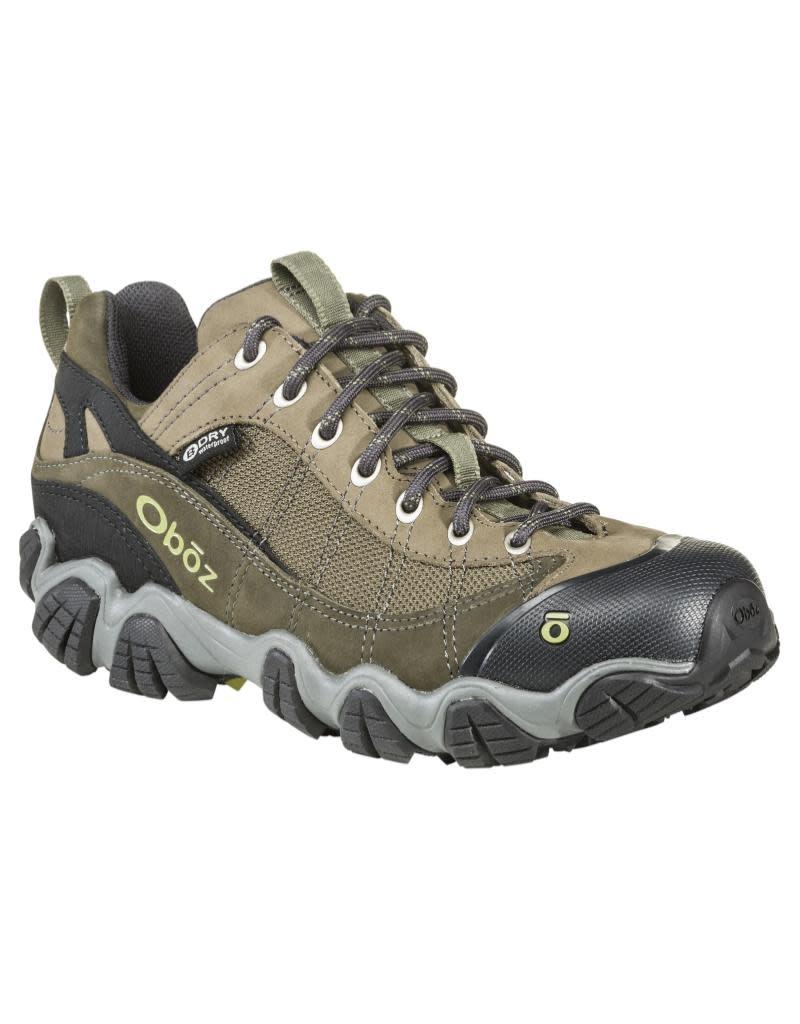 Oboz Men's Firebrand II B-Dry Hiker Olive 11 Medium