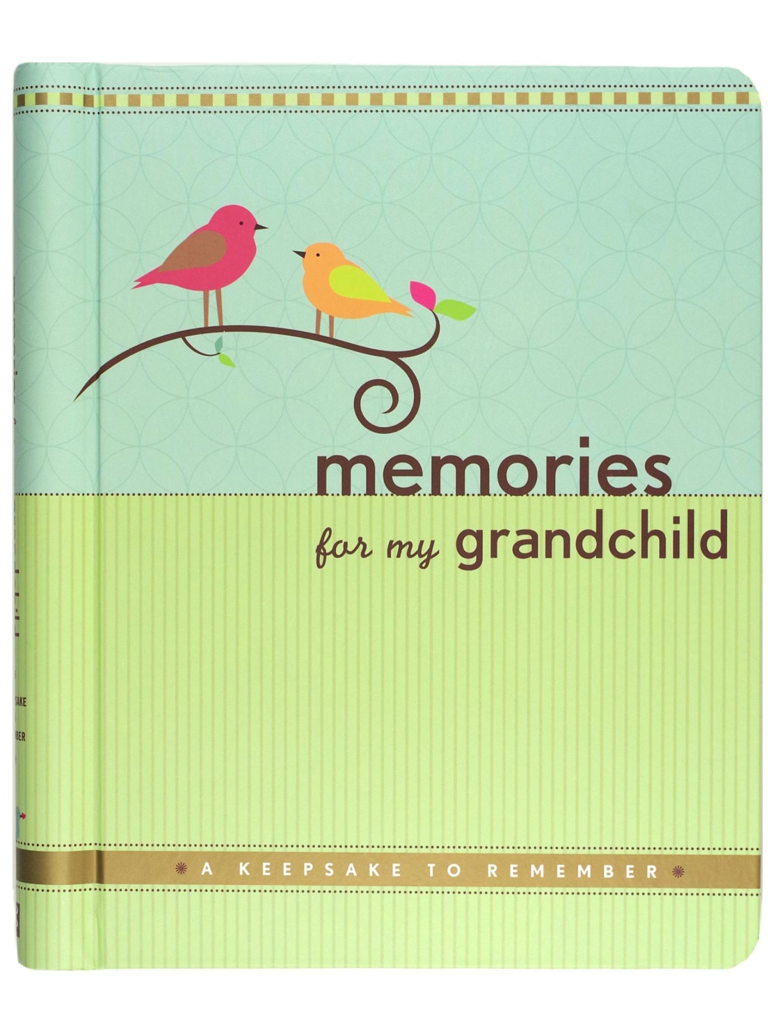 Peter Pauper Memories For My Grandchild