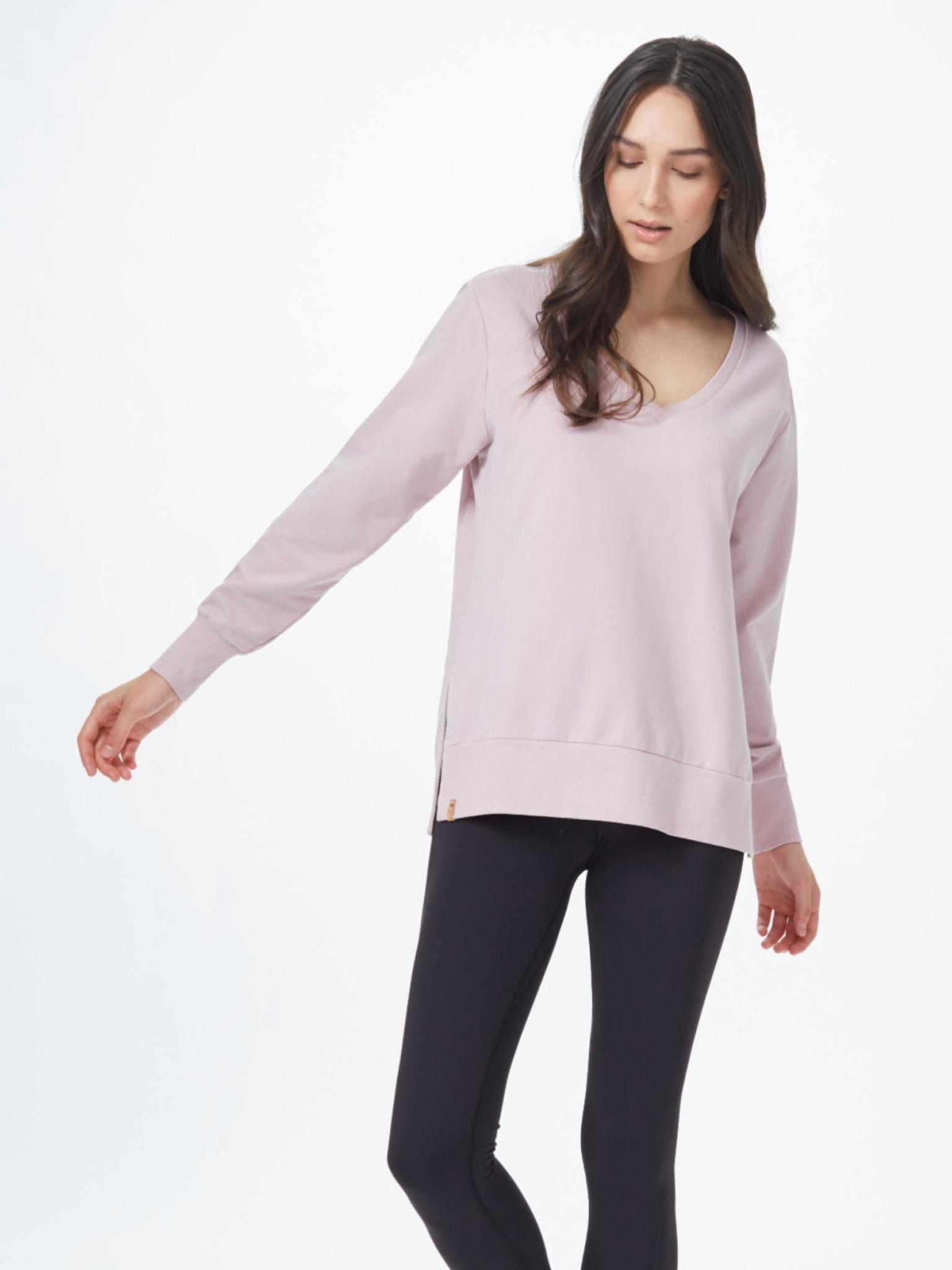 Tentree Women's French Terry Tunic