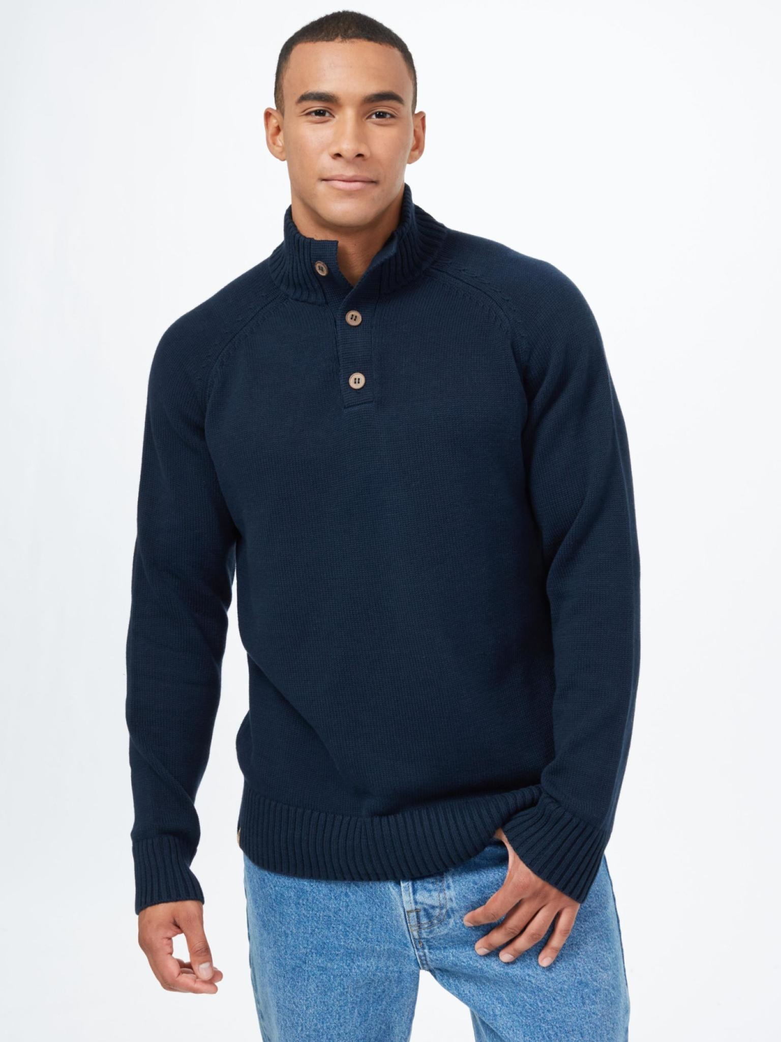 Tentree Men's Highline Mock Neck Sweater