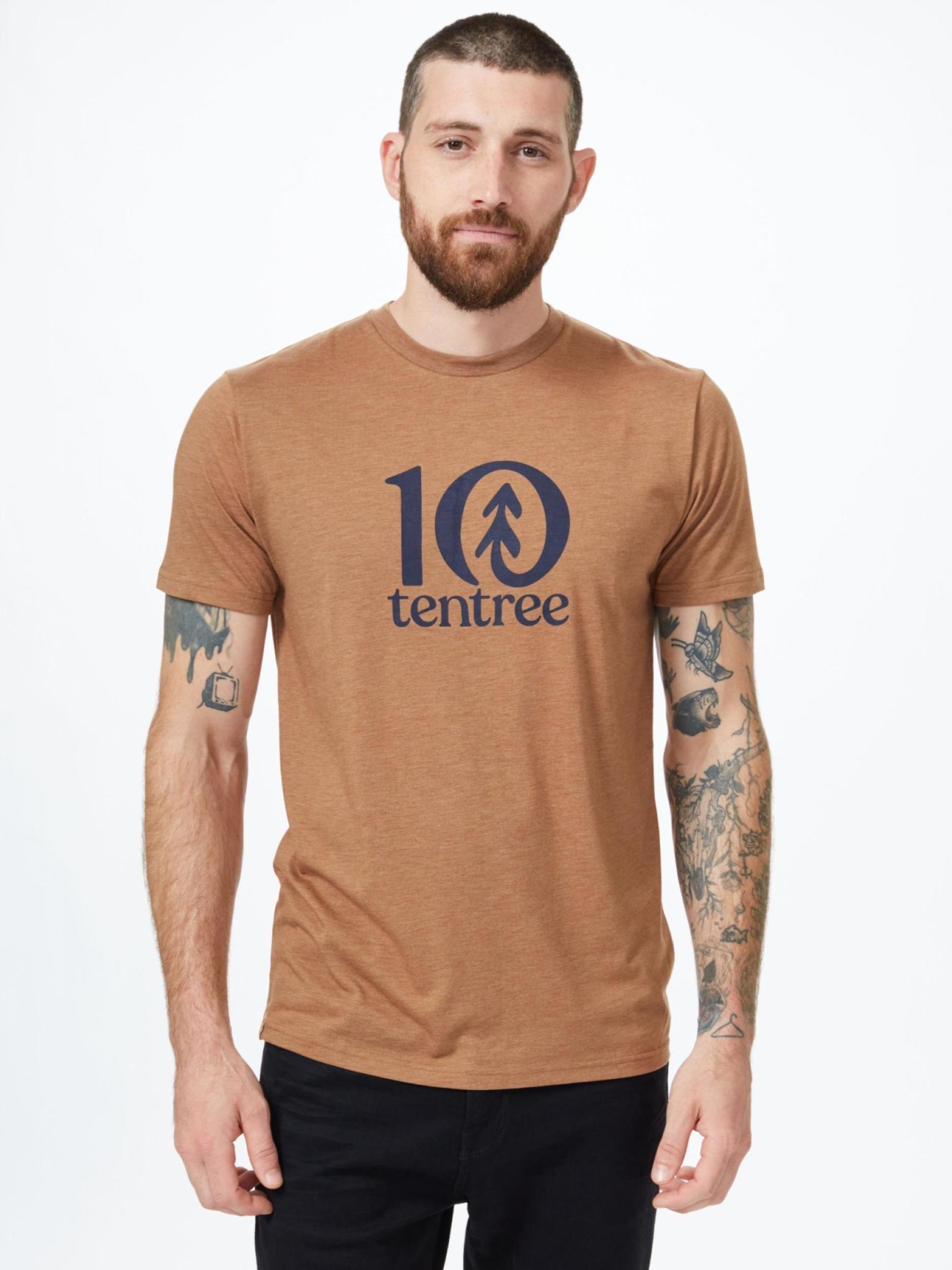 Tentree Men's Tentree Logo T Shirt
